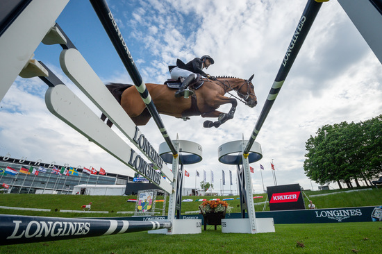 Longines Show Jumping Event: Four days of captivating competitions and exceptional performances for  the Longines CSIO St.Gallen  3