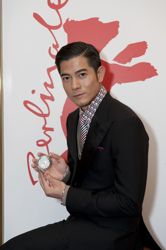 Longines Corporate Event: Longines presents Empire of Silver, starring Ambassador of Elegance, Aaron Kwok 3