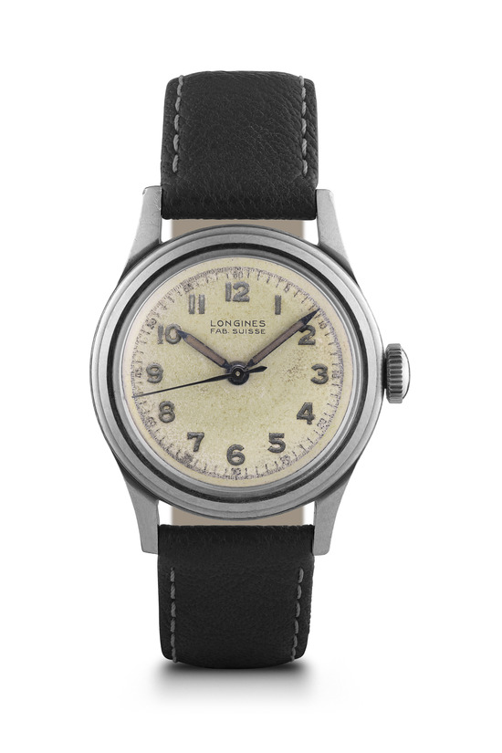 Longines The Longines Heritage Military Marine Nationale: Longines sets sail Watch 7