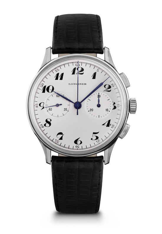Longines The Longines Heritage Classic Chronograph 1946 Watch 4