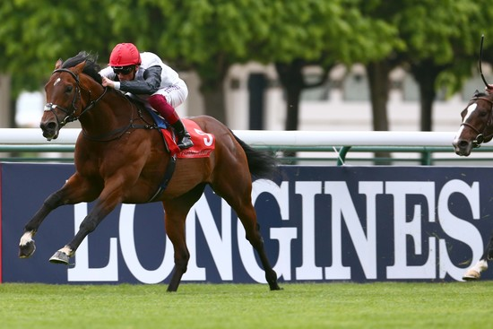 Longines Flat Racing Event: Longines participates in the grand reopening of ParisLongchamp as Official Partner   2