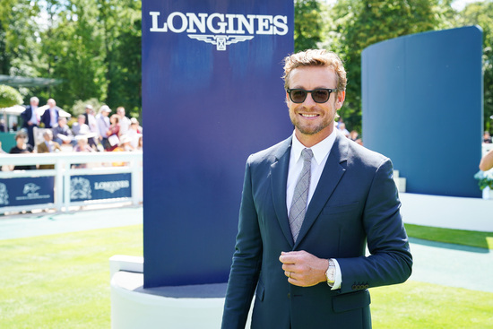 Longines Flat Racing Event: A remarkable 2019 edition of the Prix de Diane Longines in presence of Longines Ambassador of Elegance Simon Baker  5