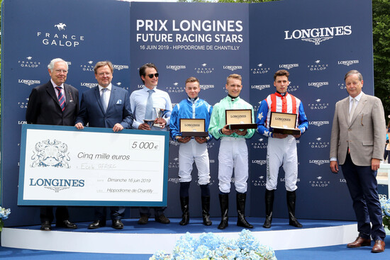 Longines Flat Racing Event: A remarkable 2019 edition of the Prix de Diane Longines in presence of Longines Ambassador of Elegance Simon Baker  14