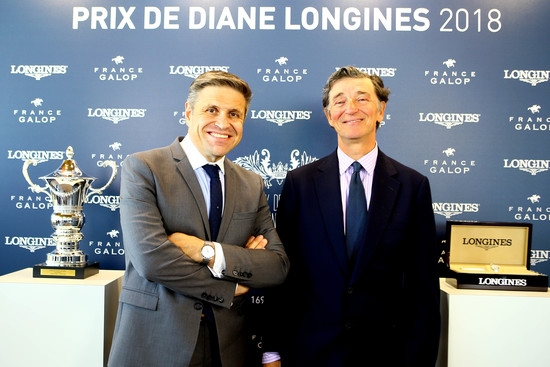 Longines Flat Racing Event: 2018 Prix de Diane Longines: new edition of the equestrian rendezvous of elegance in Chantilly 1