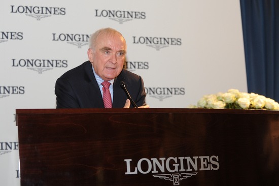 Longines Corporate Event: Bundesrat Johann Schneider-Ammann besichtigt Longines in Saint-Imier 1