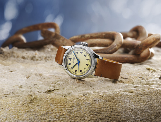 Longines The Longines Heritage Military Marine Nationale: Longines sets sail Watch 8