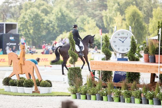 Longines Eventing Event: Swiss watch brand Longines becomes Title Partner of the  2019 Longines FEI Eventing European Championships 4