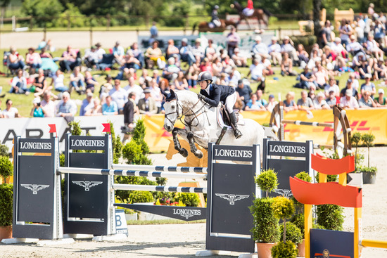 Longines Eventing Event: Swiss watch brand Longines becomes Title Partner of the  2019 Longines FEI Eventing European Championships 2