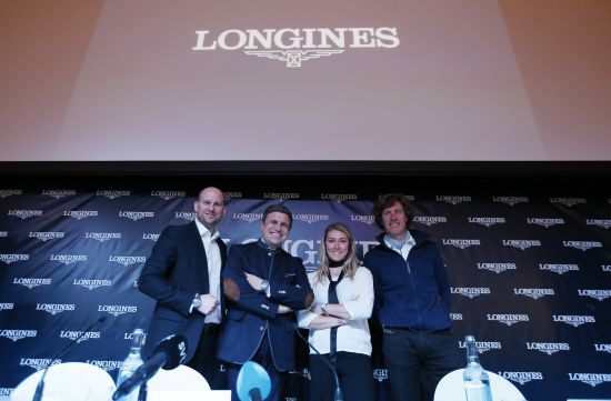 Longines Alpine Skiing Event: Official launch of the Longines Live Alpine Data system at the FIS Alpine World Ski Championships St. Moritz 2017 9