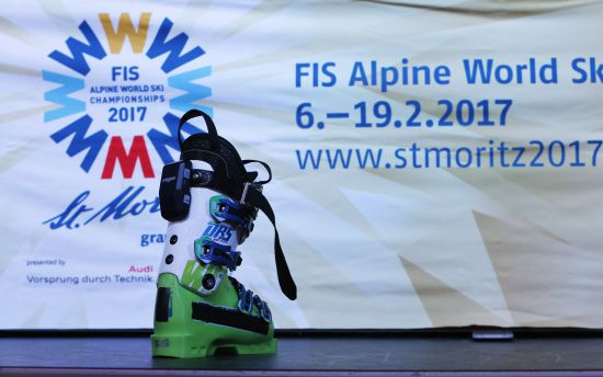 Longines Alpine Skiing Event: Official launch of the Longines Live Alpine Data system at the FIS Alpine World Ski Championships St. Moritz 2017 8