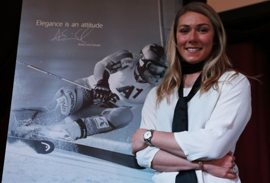 Longines Alpine Skiing Event: Official launch of the Longines Live Alpine Data system at the FIS Alpine World Ski Championships St. Moritz 2017 7