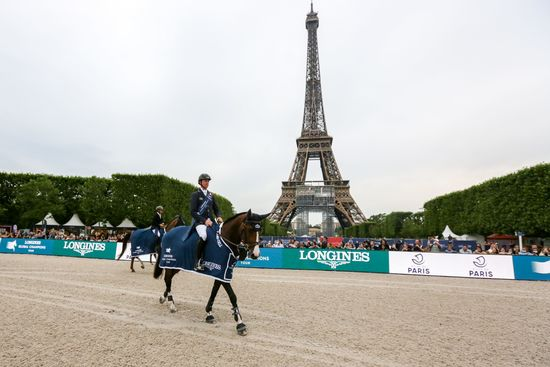 Longines Show Jumping Event: Longines Paris Eiffel Jumping:  Back at the foot of the Iron Lady 1
