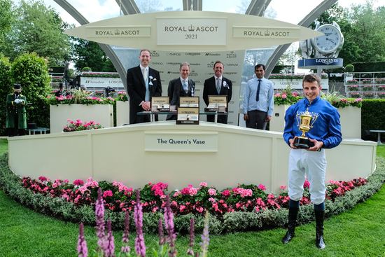 Longines Flat Racing Event: World-class jockeys gather at Royal Ascot for five days of enthralling races timed by Longines 6
