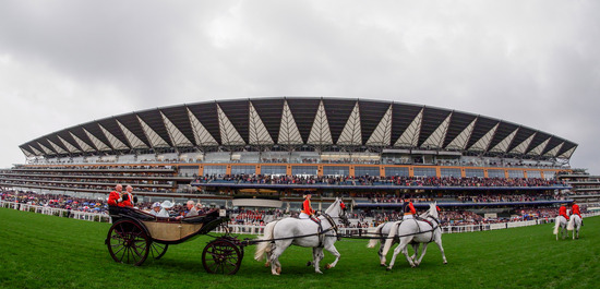 Longines Flat Racing Event: Longines celebrates elegance at Royal Ascot with Chi Ling Lin 9