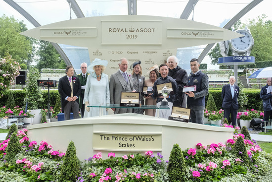 Longines Flat Racing Event: Longines celebrates elegance at Royal Ascot with Chi Ling Lin 6