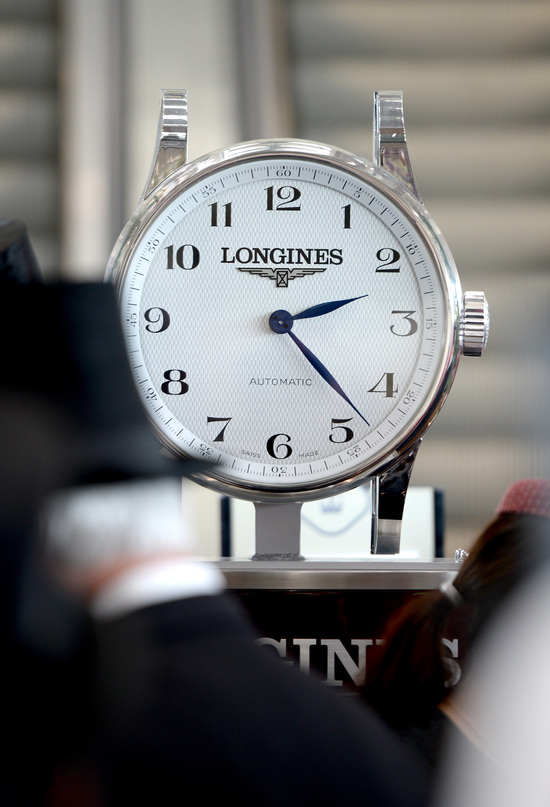 Longines Flat Racing Event: Longines celebrates elegance at Royal Ascot with Chi Ling Lin 5