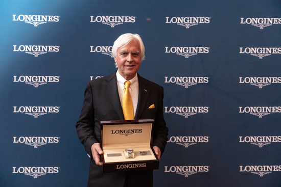Longines Flat Racing Event: Longines timed the victory of Medina Spirit in the 147th Kentucky Derby 8
