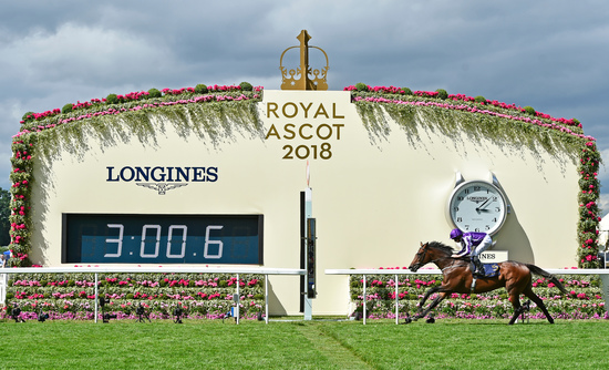 Longines Flat Racing Event: An elegant race day at Royal Ascot with  Longines Ambassador of Elegance Eddie Peng 7