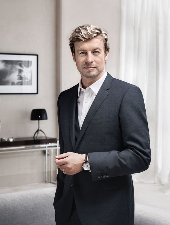 Longines Corporate Event: Simon Baker is the epitome of elegance in the new Longines advertising campaign 3