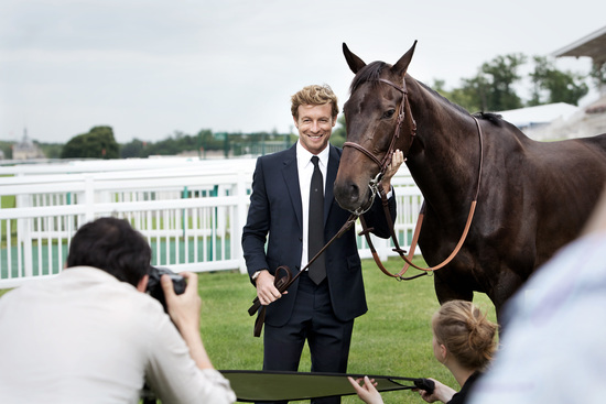 Longines Corporate Event: The new advertising campaign featuring Simon Baker with Longines unveiled 3