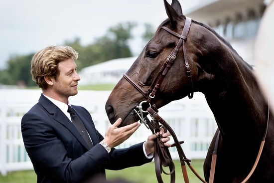 Longines Corporate Event: The new advertising campaign featuring Simon Baker with Longines unveiled 2