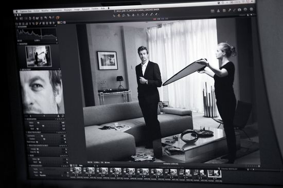 Longines Corporate Event: Simon Baker is the epitome of elegance in the new Longines advertising campaign 1