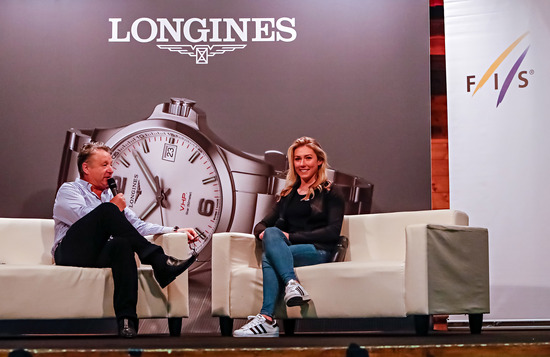 Longines Alpine Skiing Event: Longines in Sölden for the start of the FIS Alpine Ski World Cup 2019/2020 2
