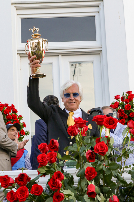 Longines Flat Racing Event: Longines timed the victory of Medina Spirit in the 147th Kentucky Derby 6