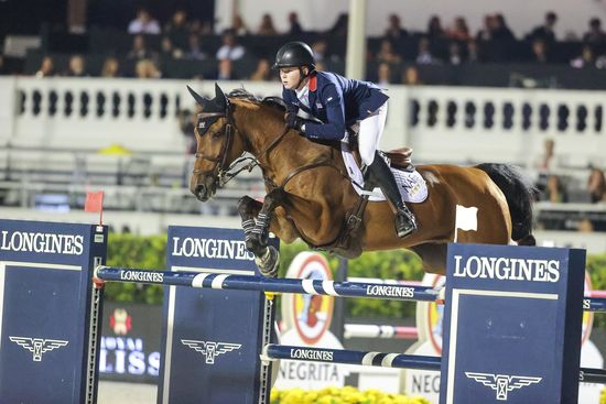 Longines Show Jumping Event: The world's elite riders return to the magnificent city of Barcelona to contend for the Longines FEI Jumping Nations Cup Final  1