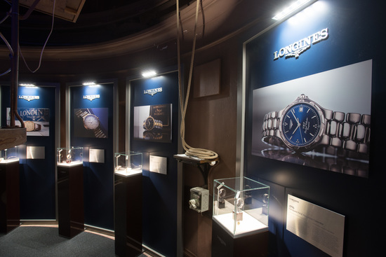 Longines Corporate Event: Global launch of Conquest V.H.P.: a new milestone for quartz technology 9
