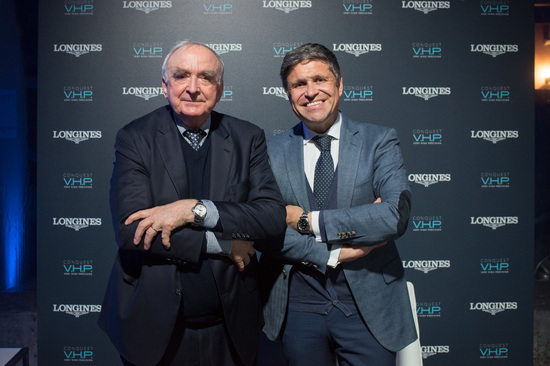 Longines Corporate Event: Global launch of Conquest V.H.P.: a new milestone for quartz technology 1