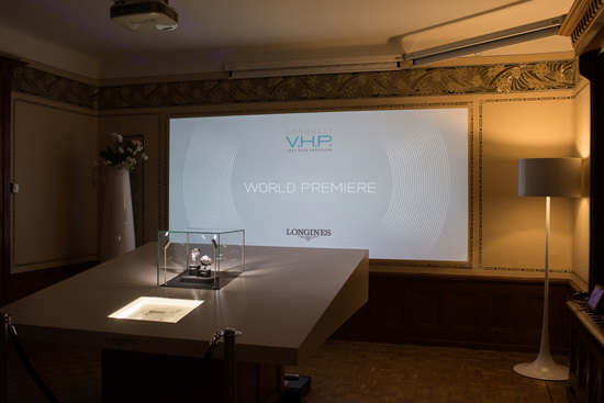 Longines Corporate Event: Global launch of Conquest V.H.P.: a new milestone for quartz technology 5