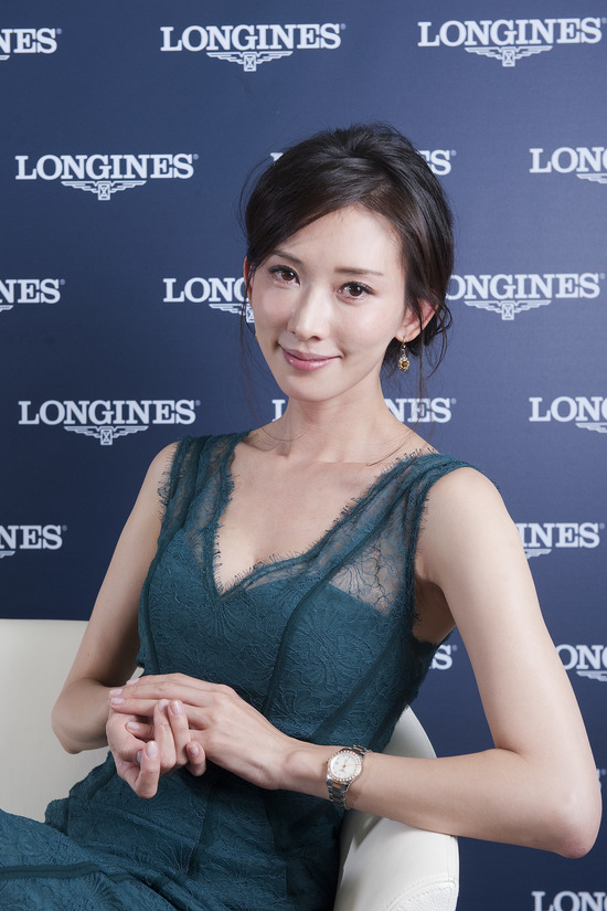 Longines Corporate Event: Chi-Ling Lin tours Longines 6