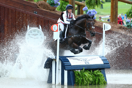 Longines Eventing Event: Performance at its peak during the first week of the  FEI World Equestrian GamesTM Tryon 2018 7
