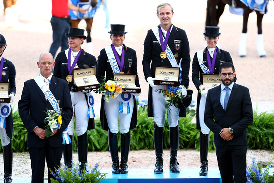 Longines Eventing Event: Performance at its peak during the first week of the  FEI World Equestrian GamesTM Tryon 2018 10