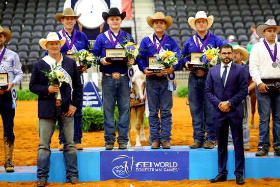 Longines Eventing Event: Performance at its peak during the first week of the  FEI World Equestrian GamesTM Tryon 2018 6