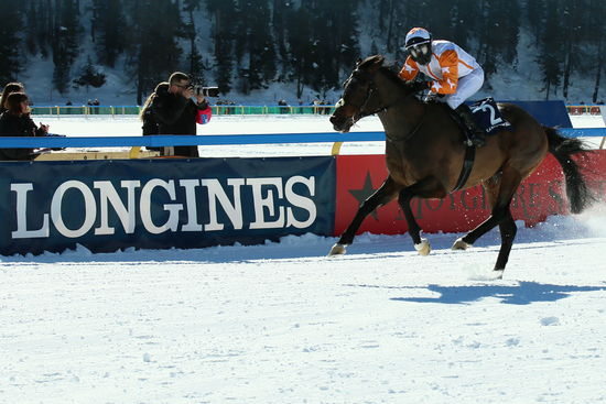 Longines Flat Racing Event: Three Sundays of exciting competitions and exceptional performances for the Longines 80. Grosser Preis von St. Moritz 2