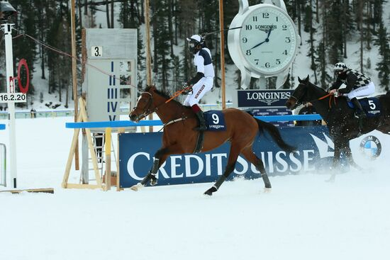 Longines Flat Racing Event: Three Sundays of exciting competitions and exceptional performances concluded by the Longines 81st Grosser Preis von St. Moritz 4