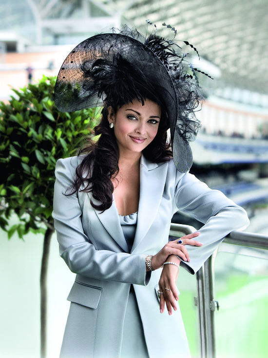 Longines Flat Racing Event: Longines and the Prix de Diane promoting the art of elegance 7