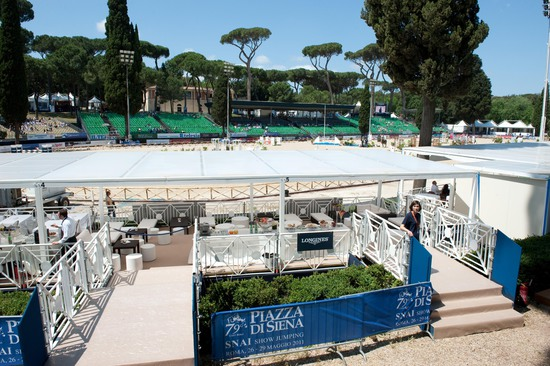 Longines Show Jumping Event: Longines and the 79th CSIO Piazza di Siena (Italy) : Elegance and precision in Rome among celebrities and horse-goers 9