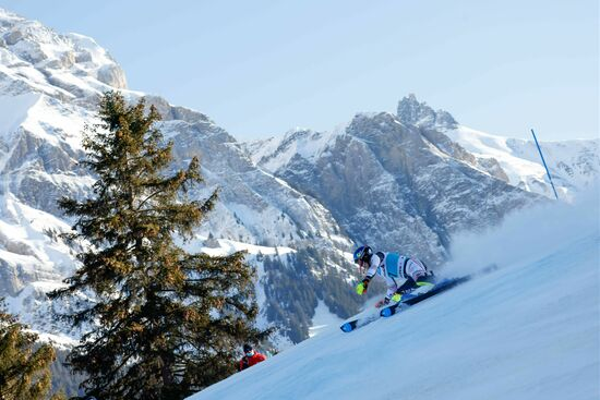 Longines Alpine Skiing Event: Longines welcomes young Alpine slalom standout Clément Noël to the Family 1