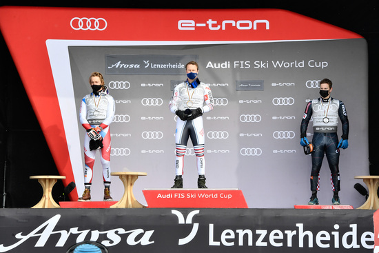 Longines Alpine Skiing Event: Lenzerheide marks the end of a prolific season for Longines' athletes 6