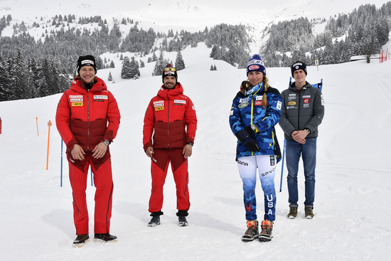 Longines Alpine Skiing Event: Lenzerheide marks the end of a prolific season for Longines' athletes 2