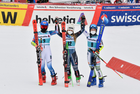 Longines Alpine Skiing Event: Lenzerheide marks the end of a prolific season for Longines' athletes 8