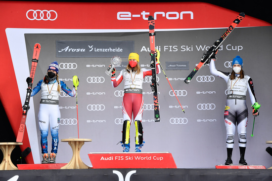 Longines Alpine Skiing Event: Lenzerheide marks the end of a prolific season for Longines' athletes 9
