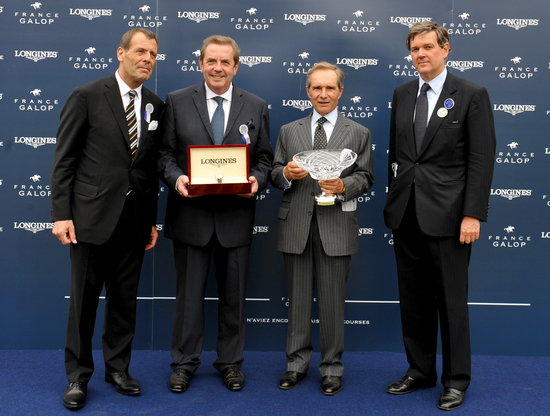 Longines Flat Racing Event: Prix de Diane Longines:  a weekend tinged with elegance 14