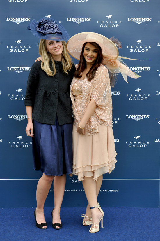 Longines Flat Racing Event: Prix de Diane Longines:  a weekend tinged with elegance 16