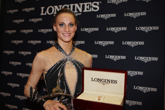 Longines Gymnastics Event: Rhythmic Gymnastics World Championships 2011 1