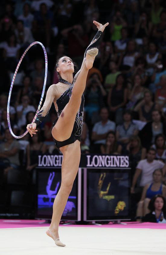 Longines Gymnastics Event: Rhythmic Gymnastics World Championships 2011 2