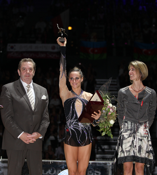 Longines Gymnastics Event: Rhythmic Gymnastics World Championships 2011 5
